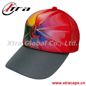Mesh Trucker Cap Embroidery Customization Hats & Caps pictures & photos