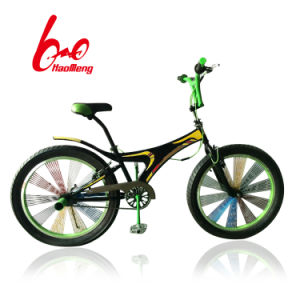 20 Leopard One Wheel Adult BMX Bicycle pictures & photos