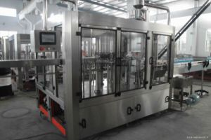 XGF 3in1 Water Washing Filling Capping Machine (XGF24-24-8) pictures & photos