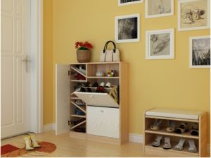 2016 New Style Shoe Rack with Best Price (xg-001) pictures & photos