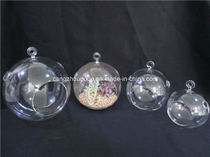 Crystal Hanging Glass Vase pictures & photos