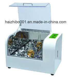 Microprocessor Control System and LCD Display Shaking Incubator pictures & photos