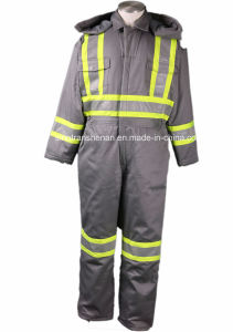 Nfpa2112 Flame Retardant Thermal Coverall Flame Resistant Workwear pictures & photos