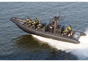 Aqualand 33feet 10m Rigid Inflatable Boat/Military Patrol Boat (RIB1050) pictures & photos