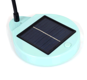 Battery Removeable Solar Desk Table Reading Light Lamp pictures & photos