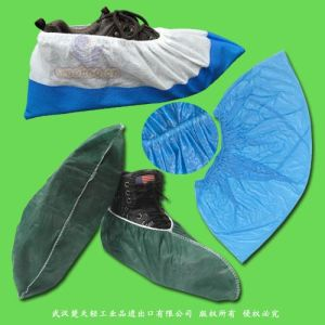 Disposable Medical Shoe Cover pictures & photos