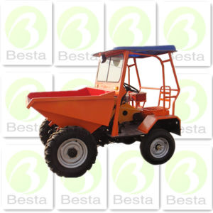 1.5 Ton 1500kg Site Dumper pictures & photos