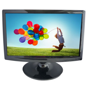 "15.6"" LED TV Monitor with VGA AV TV HDMI USB Inputs pictures & photos"