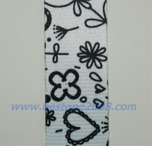 Factory Manufactured Printing Webbing Strap#1412-57b pictures & photos