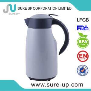 New Design MID-East Glass Inner Plastic Handle Tea Flask Jug (JGHO) pictures & photos