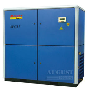37-45kw Stationary Air-Cooled Compressors pictures & photos