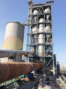Metallurgy Chemical Sponge Iron Rotary Kiln for Sponge Iron Production Plant