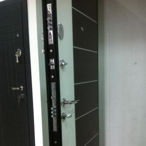 Security Steel Teak Solid Wood Door for Turkey (SC-A213) pictures & photos