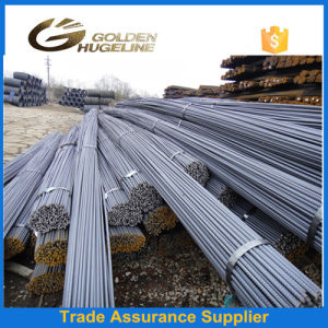 Hot Rolled Screw Thread Deformed Steel Bar pictures & photos