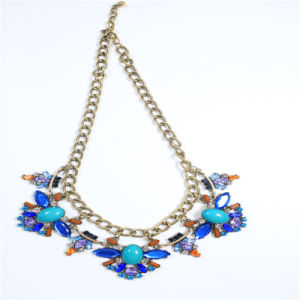 New Item Resin Glass Acrylic Stones Fashion Jewellery Earrings Bracelets Necklaces pictures & photos