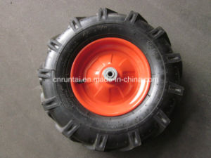 Good Quality Hot Sell Strong 4 Pr Air Wheel (4.00-8) pictures & photos