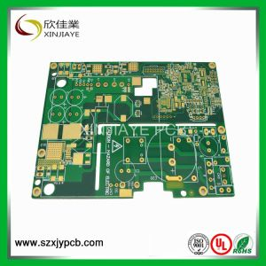 Multilayer PCB with Immersion Silver pictures & photos