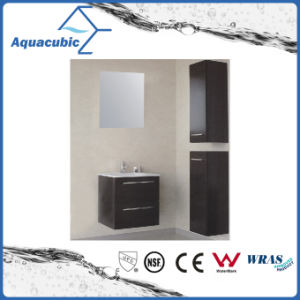 2 Drawers Bathroom Vanity with Side Cabinet (ACF8933) pictures & photos