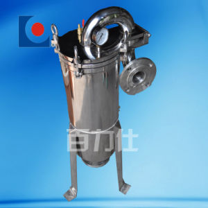 Stainless Steel Single Bag Filter Housing pictures & photos