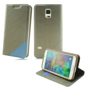 2014 New Smart Design Wallet Phone Case for Samsung Galaxy S5 pictures & photos