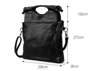 China Handbag Lady Shoulder Bag Tote Purse Women Messenger Hobo Crossbody Bag pictures & photos