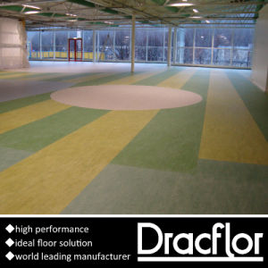 PVC Vinyl Floor Covering Exhibition Carpet (F-1110) pictures & photos