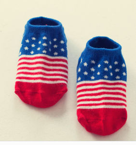 Wholesale High Quality Custom Cotton Baby Socks pictures & photos