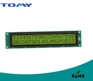 20X2 Character LCD Module with RoHS pictures & photos