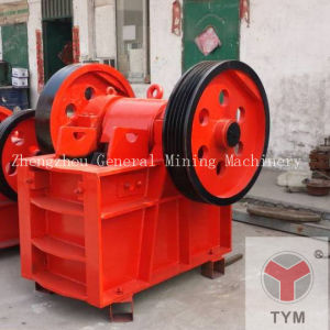 China Top Brand Diesel Type Stone Jaw Crusher pictures & photos