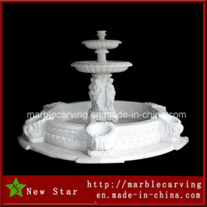 Stone Carving Water Fountain for Garden Decoration (NS-252) pictures & photos