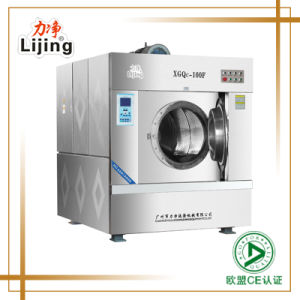 Xgq 15-100kg CE Hotel Laundry Equipment Industrial Washing Machine pictures & photos