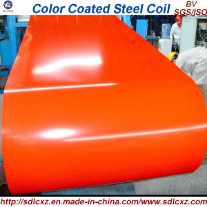 Prepainted Galvanized Steel Sheet in PPGI Coils with Low Price pictures & photos