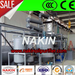 Small Scale Waste Oil Refinery Plant/ Oil Recycling Purifier/ Oil Distillation Machine pictures & photos