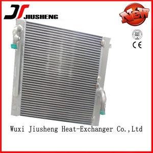 Air Cooled Plate Bar Aluminum Radiator Core, Aluminum Plate Fin Heat Exchanger
