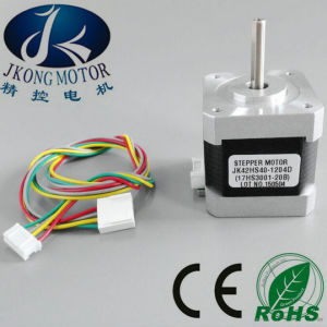 42mm Motor Length 40mm Hybrid Stepper Motor with Circuit Board pictures & photos