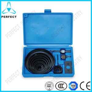 16PCS Hole Saw Set for Cutting Wood pictures & photos