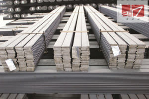 China Hot Rolled Galvanized Flat Bars pictures & photos