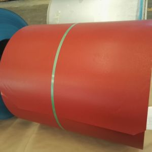 Hot-DIP Pre-Painted Galvanized Steel Coil PPGI pictures & photos