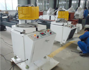 Double UPVC Window Machine for Welding pictures & photos