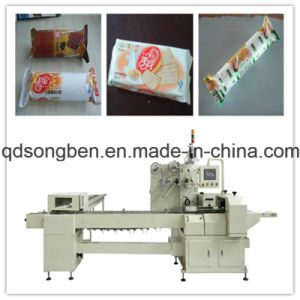 on Edge Cracker Pillow Packing Machine pictures & photos