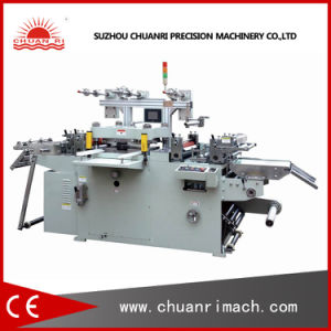 Induction Cap Seal Liner, Hung Tabs, Foam Tape Die Cutting Machine (Automatic Die Cutter) pictures & photos