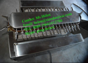 Automatic Rotating Kabab Machine/ Kebab Barbecue Grill Machine pictures & photos