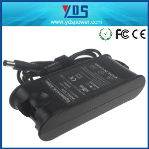 Charger 19.5V 3.34A Laptop Adapter for DELL 65W 7.4mm X 5.0mm pictures & photos