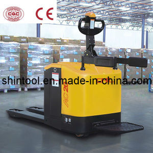 2 Ton Rider Pallet Jack with AC Driver Motor (CBD20-460) pictures & photos