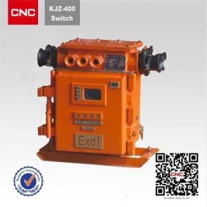 Mine Explosion-Proof Intrinsically Safe Type Vacuum Feeder Switch (KJZ-400) pictures & photos