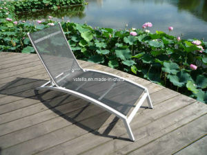 Outdoor Model Textilene Lounger Furniture pictures & photos