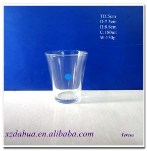 180ml Drinking Glass Water Cup pictures & photos