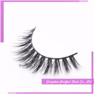 Real Siberian Mink Fur Strip Lashes Wholesale pictures & photos
