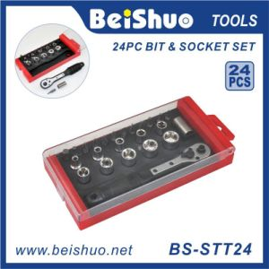 High Quality Screw Socket Tool Socket and Bit Set pictures & photos