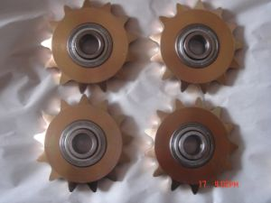 Competive Plastic Hand Wheel Gear Wheel pictures & photos